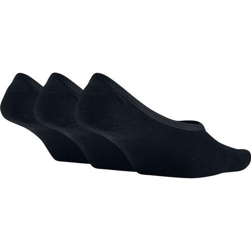 Nike Lightweight Footie Training Sock (3 Pair) - Κάλτσες - ΜΑΥΡΟ