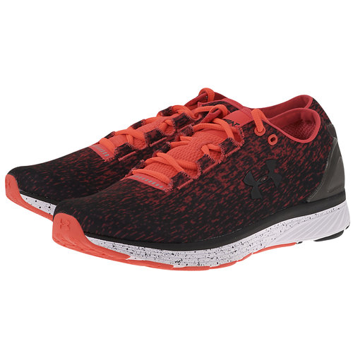 Under Armour Ua Charged Bandit 3 Ombre - Αθλητικά - ΜΑΥΡΟ/ΚΟΚΚΙΝΟ