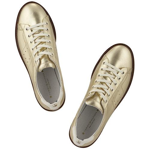 Tommy Hilfiger - Sneakers - ΧΡΥΣΟ