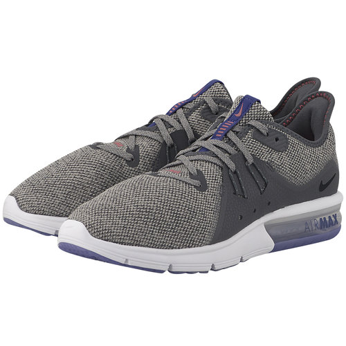 Nike Air Max Sequent 3 Running - Αθλητικά - ΓΚΡΙ ΣΚΟΥΡΟ