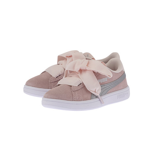 Puma Smash V2 Ribbon Ac Ps - Casual - ΡΟΖ