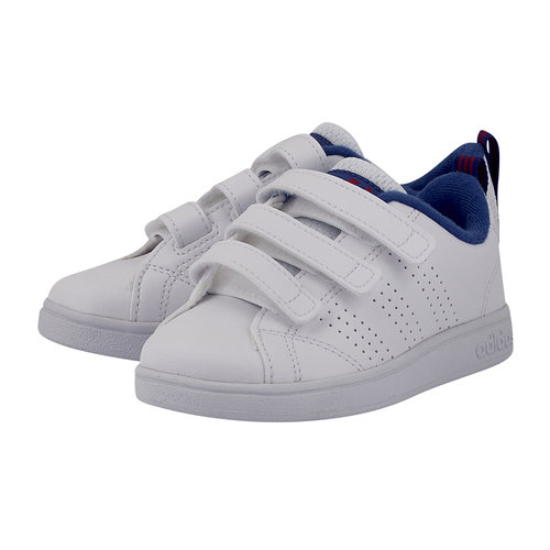 adidas Vs Advantage Clean Cmf C - Casual - ΛΕΥΚΟ