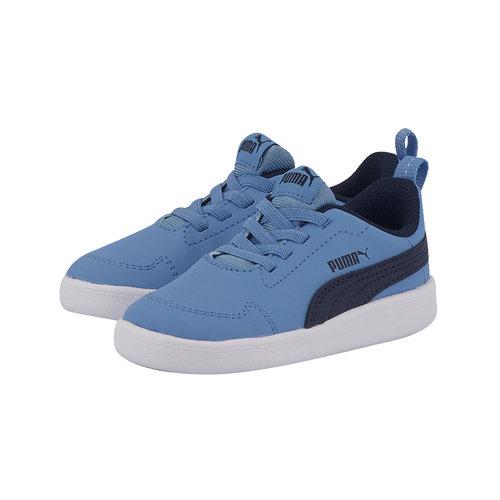 Puma Courtflex Inf - Sneakers - ΣΙΕΛ