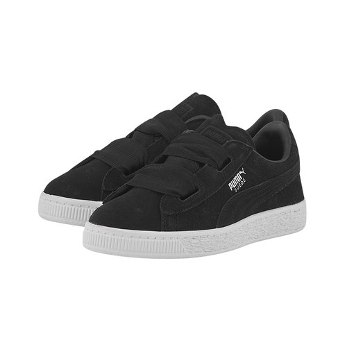 Puma Suede Heart Valentine Ps - Sneakers - ΜΑΥΡΟ