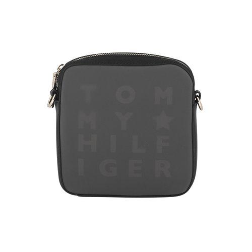 Tommy Hilfiger Logo Story Crossover - Τσάντες - ΜΑΥΡΟ