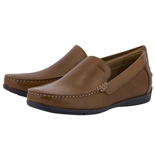Geox U Siron A - Loafers - ΤΑΜΠΑ
