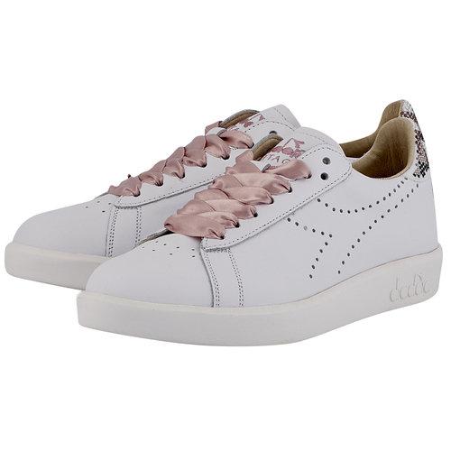 Diadora Game W Pearls Sport Heritage - Sneakers - ΛΕΥΚΟ