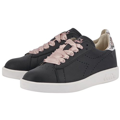 Diadora Game W Pearls Sport Heritage - Sneakers - ΜΑΥΡΟ