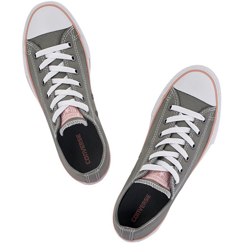 Converse Chuck Taylor All Star - Sneakers - ΓΚΡΙ