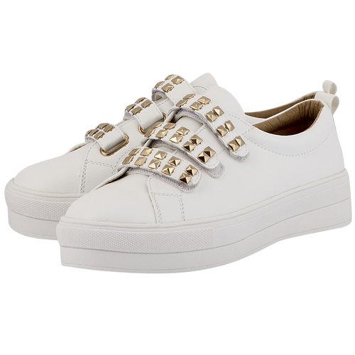 Louvel - Sneakers - ΛΕΥΚΟ
