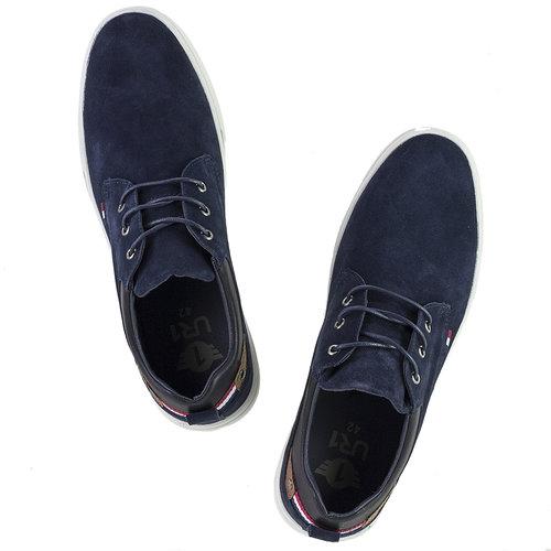 Ur1 - Sneakers - ΜΠΛΕ ΣΚΟΥΡΟ