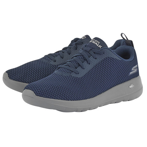 Skechers Athletic Air Mesh Lace Up - Αθλητικά - ΜΠΛΕ ΣΚΟΥΡΟ