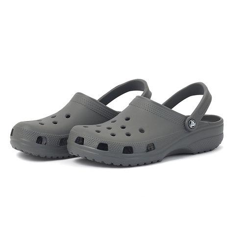 Crocs Classic - Σαγιονάρες - ΓΚΡΙ