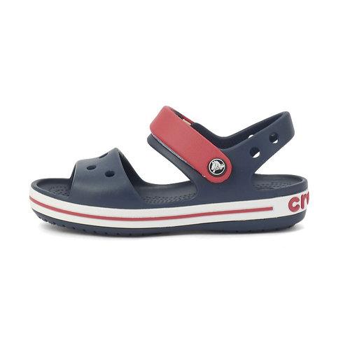 Crocs Crocband Sandal Kids - Σαγιονάρες - ΜΠΛΕ/ΚΟΚΚΙΝΟ
