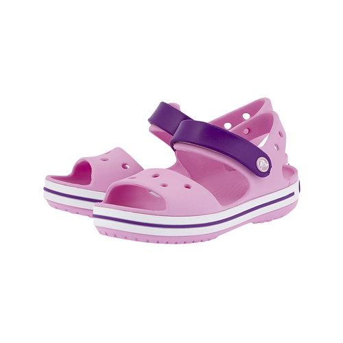 Crocs Crocband Sandal Kids - Σαγιονάρες - ΡΟΖ