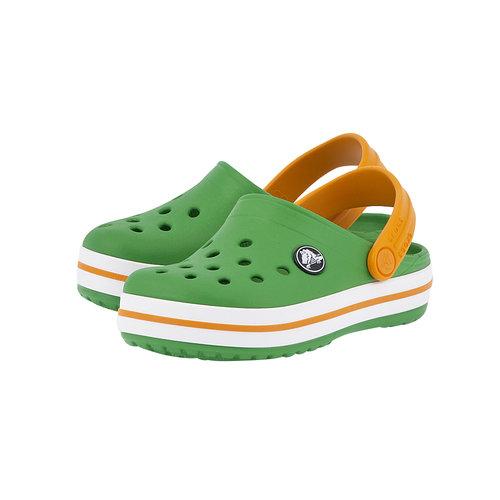 Crocs Crocband Clog K - Σαγιονάρες - ΠΡΑΣΙΝΟ