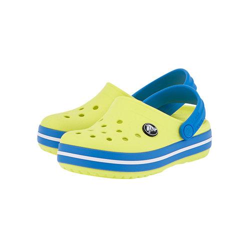 Crocs Crocband Clog K - Σαγιονάρες - ΚΙΤΡΙΝΟ