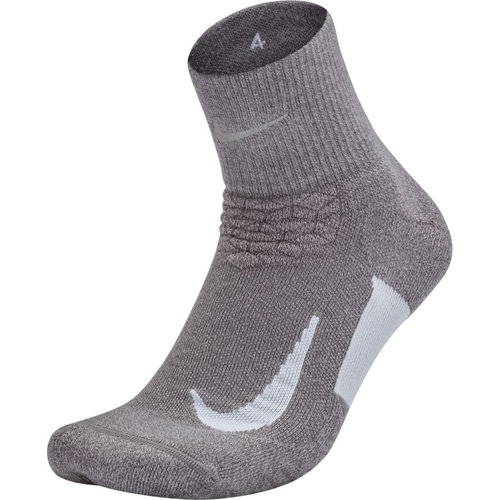 Nike Elite Cushion Quarter Running - Κάλτσες - ΔΙΑΦΟΡΑ ΧΡΩΜΑΤΑ