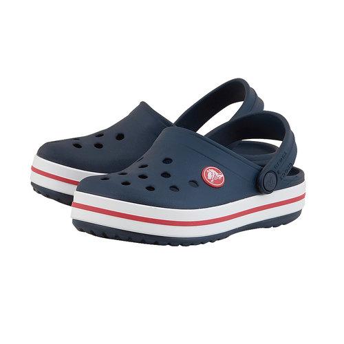 Crocs Crocband Clog K - Σαγιονάρες - ΜΠΛΕ ΣΚΟΥΡΟ