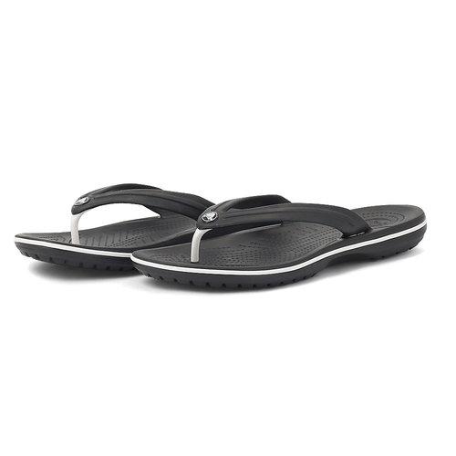 Crocs Crocband Flip - Σαγιονάρες - ΜΑΥΡΟ