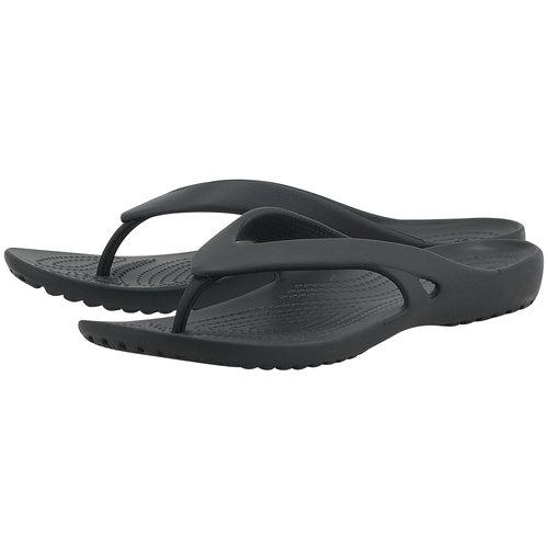 Crocs Kadee II Flip W - Σαγιονάρες - ΜΑΥΡΟ