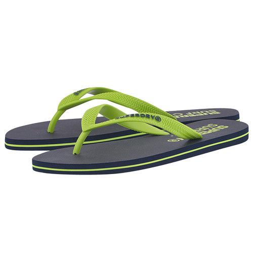 Superdry Sleek Flip Flop - Σαγιονάρες - ΛΑΧΑΝΙ