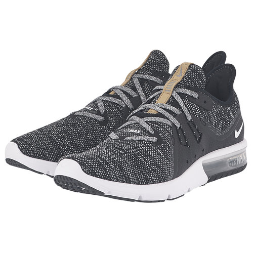 Nike Air Max Sequent 3 Running - Αθλητικά - ΜΑΥΡΟ