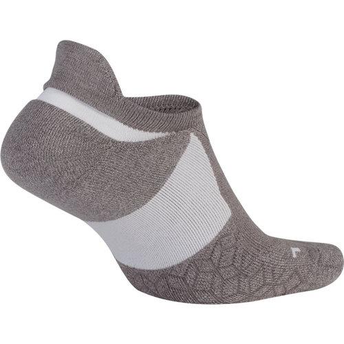 Nike Dry Elite Cushioned No-Show Running - Κάλτσες - ΓΚΡΙ