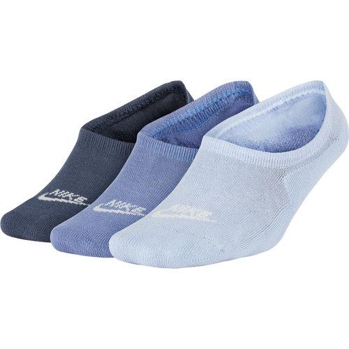 Nike Sportswear Footie Socks (3 Pair) - Κάλτσες - ΜΩΒ
