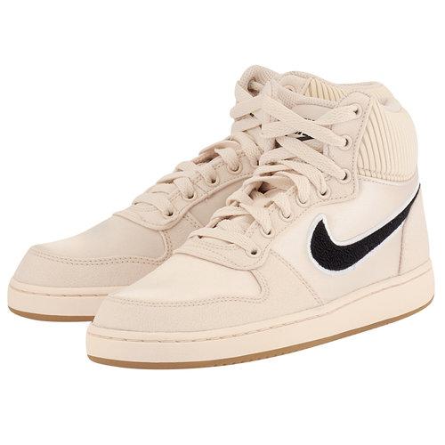 Nike Ebernon Mid Premium - Αθλητικά - ΣΑΜΠΑΝΙ