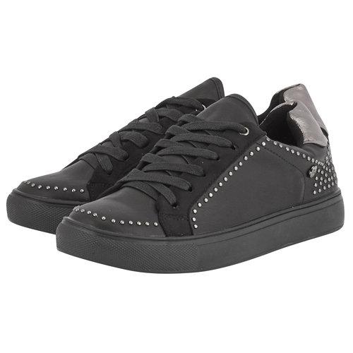 Xti - Sneakers - ΜΑΥΡΟ