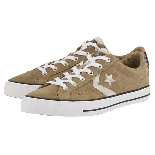 Converse Star Player - Sneakers - ΜΠΕΖ ΣΚΟΥΡΟ