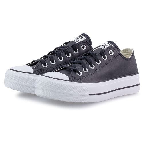 Converse Chuck Taylor Lift Cle - Sneakers - ΜΑΥΡΟ