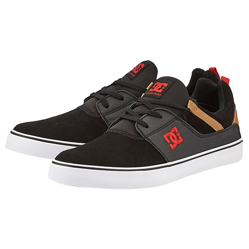 DC Heathrow Vulc - Sneakers - ΜΑΥΡΟ