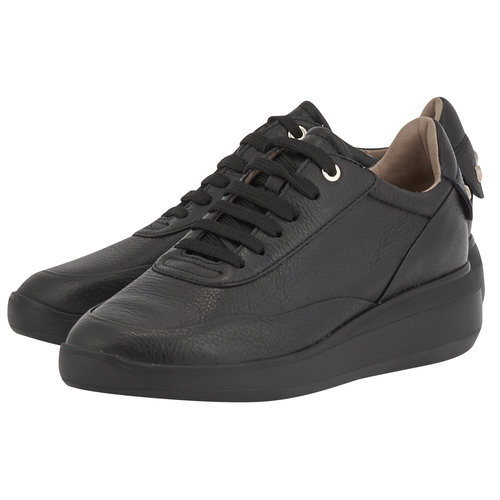 Geox D Rubidia - Sneakers - ΜΑΥΡΟ