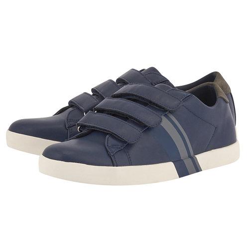 Levon - Sneakers - ΜΠΛΕ/ΓΚΡΙ