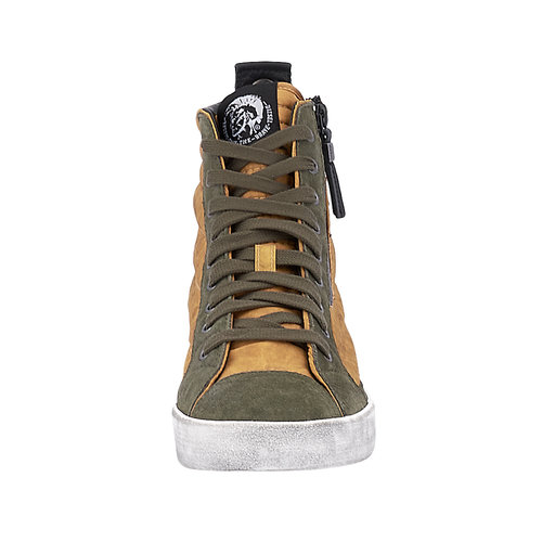 Diesel D-Velows D-Velows Mid Patch - Sneakers - ΚΙΤΡΙΝΟ
