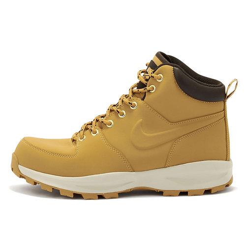 Nike Manoa Leather Boot - Πεζοπορίας - ΚΑΜΕΛ