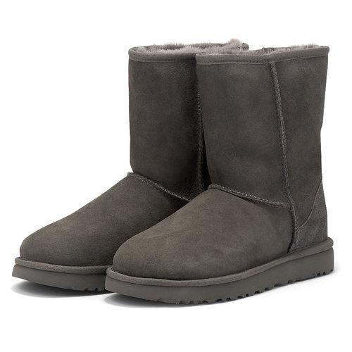 Ugg W Classic Short Ii - Μπότες - ΓΚΡΙ