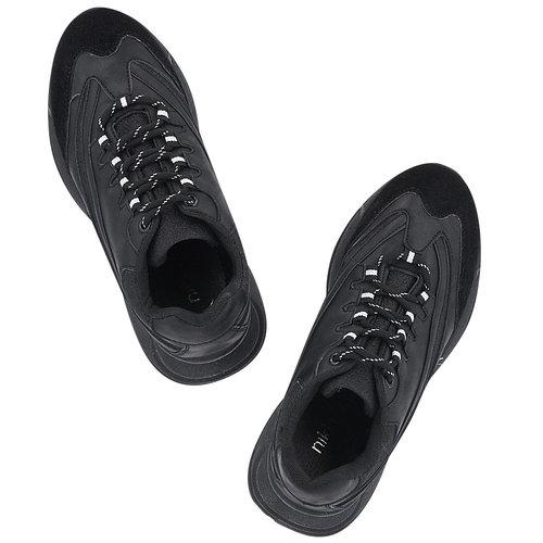 Nikki Me - Sneakers - ΜΑΥΡΟ