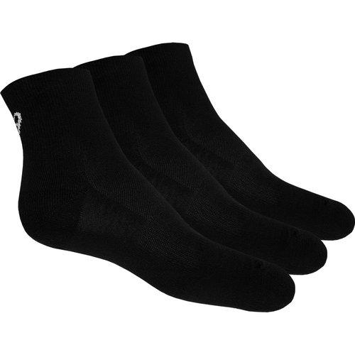 Asics 3Ppk Quarter - Κάλτσες - ΜΑΥΡΟ