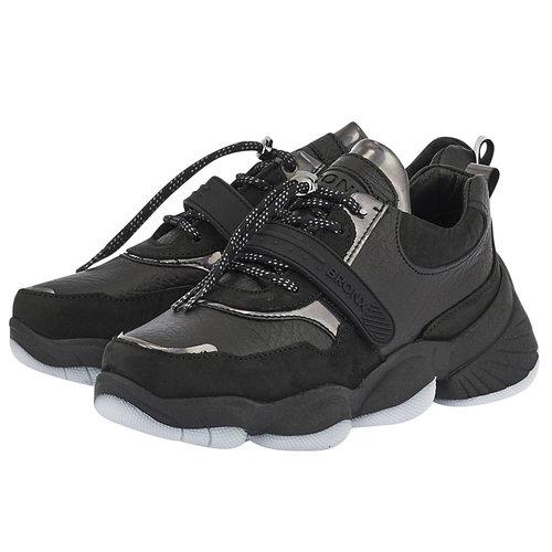 Bronx - Sneakers - ΜΑΥΡΟ