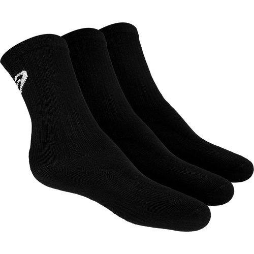 Asics 3Ppk Crew - Κάλτσες - ΜΑΥΡΟ
