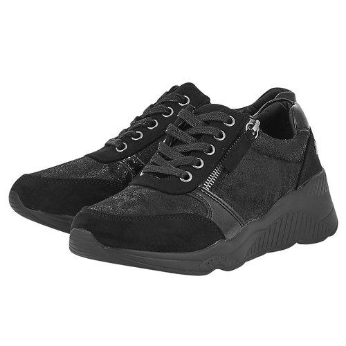 Refresh - Sneakers - ΜΑΥΡΟ