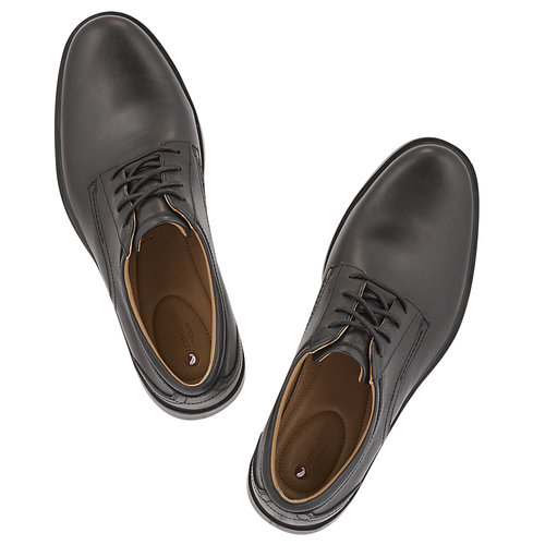 Clarks - Brogues & Loafers - ΜΑΥΡΟ
