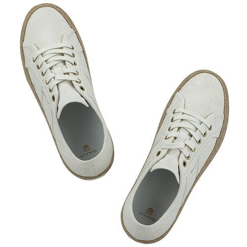 Gant Zoe - Sneakers - ΛΕΥΚΟ