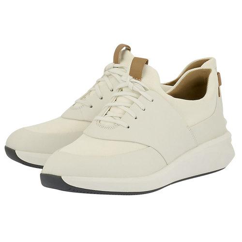 Clarks - Sneakers - ΛΕΥΚΟ
