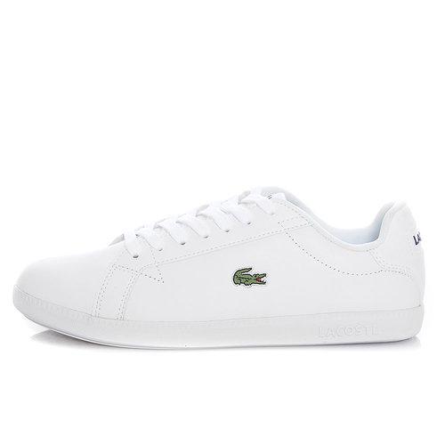 Lacoste Graduate - Sneakers - ΛΕΥΚΟ