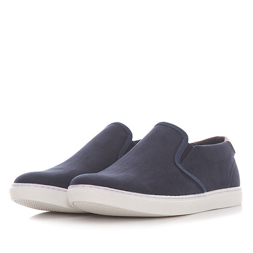 Levon - Sneakers - ΜΠΛΕ/ΚΑΦΕ