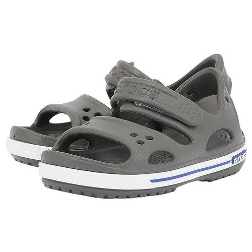 Crocs Crocband II Sandal PS - Σαγιονάρες - ΓΚΡΙ